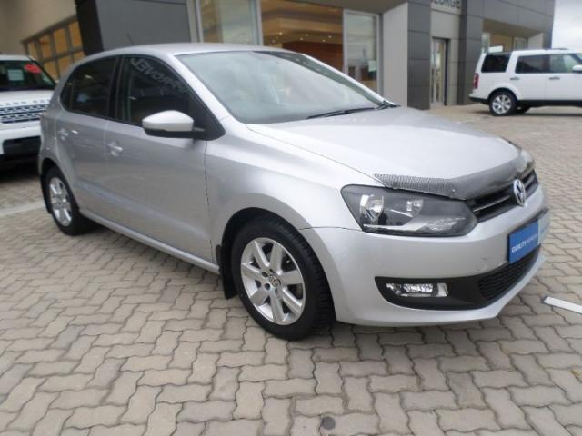 2010 Volkswagen Polo 16 Comfortline 5dr For Sale Badplaas