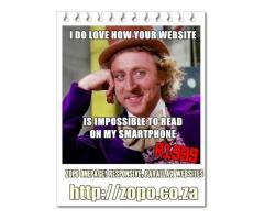 ZoPo OnePage! Responsive, Parallax Websites