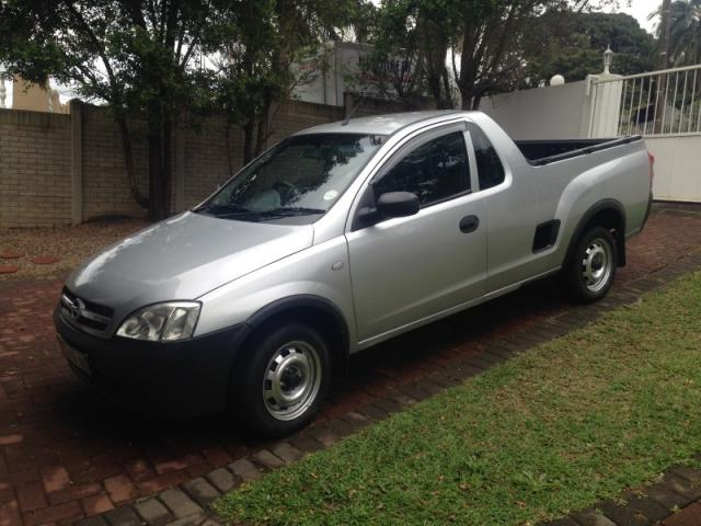 2007 opel corsa utility bakkie durban. Black Bedroom Furniture Sets. Home Design Ideas