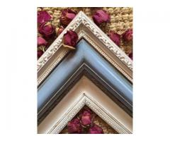 Hand finished frames , Picture Framing and Art