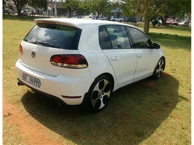2012 Golf 6 Gti Kimberley Vottle Com Free Classifieds