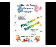 Dazzle Bear Day Care
