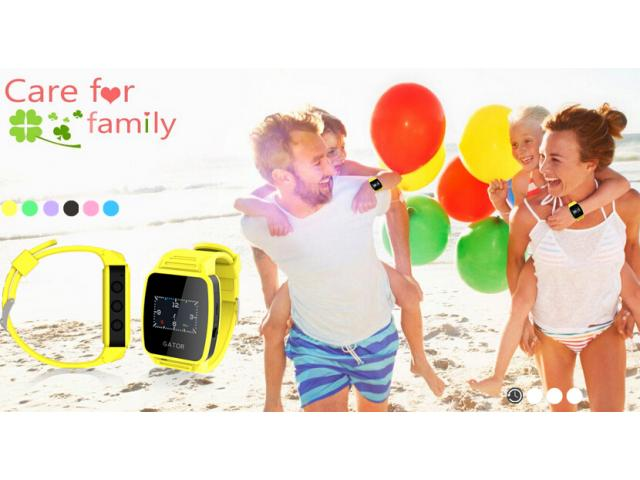 GPS Child Tracking Watches