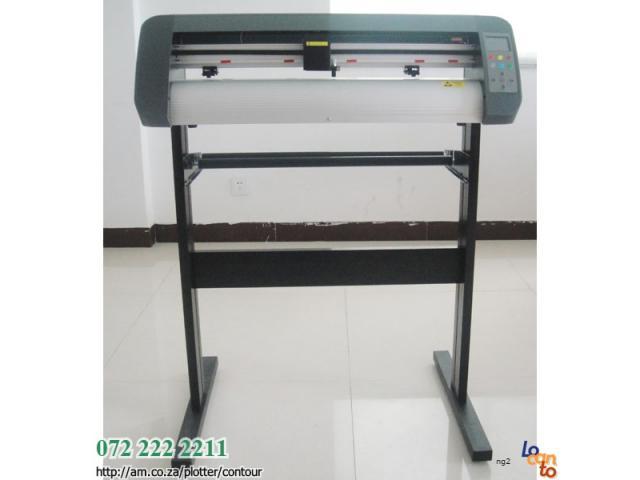 usb drive direct cutting vinyl cutter w contour cutting