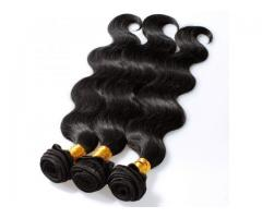 Hot sale hair of 6A Sexy Body Wave 3pcs