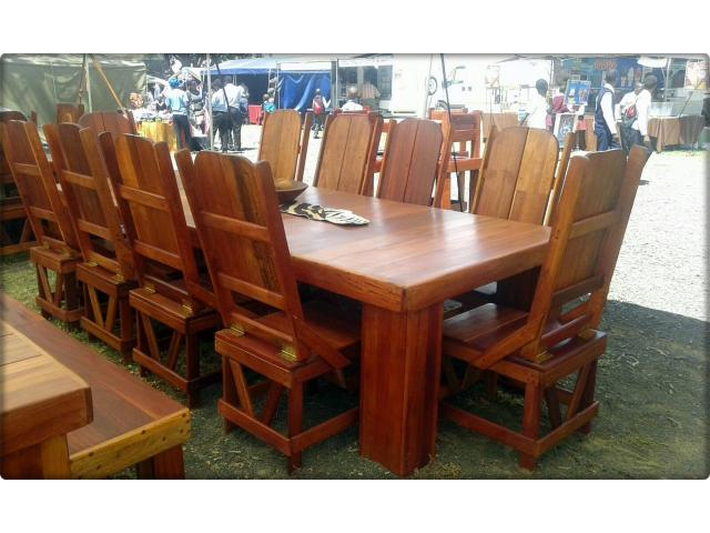 SPECIAL NEW Solid Wood  seater Rhodesian Teak Patio Furniture