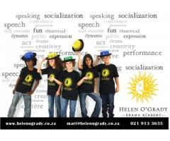 Drama Classes in the Northern Suburbs