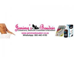 Jemimas Boudoir, Online adult store for male enhancement products and much more