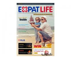 Expatlife Magazine the Leading Dubai Brand for Expats Saving your Time & Money
