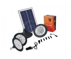 Solar Home Light Kit - Maiden Electronics