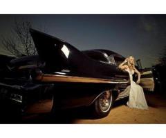 Cadillac deville Limousine Car Hire Rental