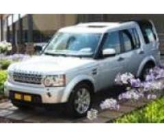 RV SUV 4 X 4 Car Hire Rental Cape Town.