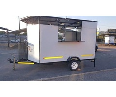 Brand New Fast Food Trailers from ONLY R36 490!!! Now is the time to start your OWN Business!!!