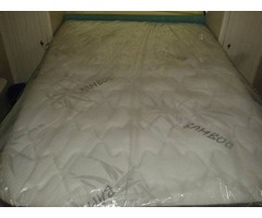 Pocket spring caravan mattress