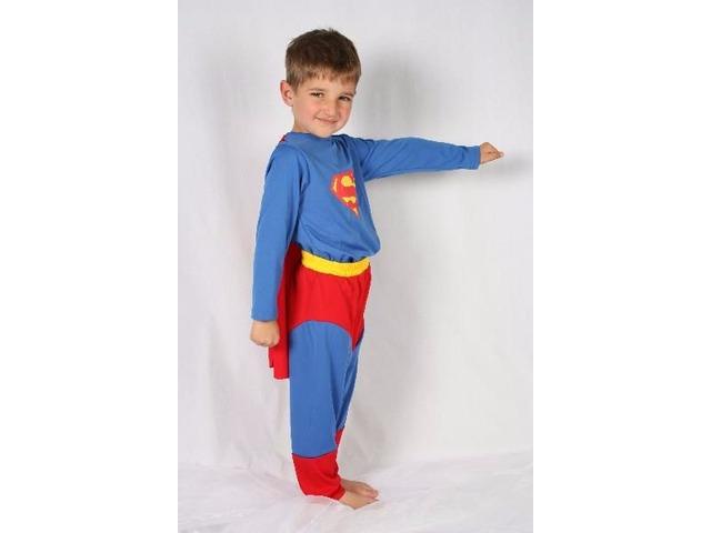 superman cloths for kids