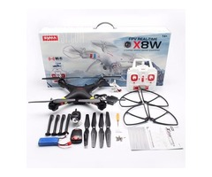 Syma X8W 2 Megapixel Camera with FPV (Live Cam on Phone) Drone / Quadcopter