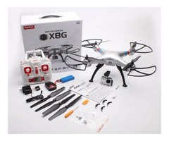 Syma X8G 5-8 Megapixel Camera Drone / Quadcopter with 4GB MicroSD card
