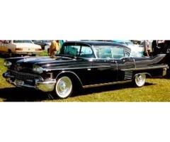 Cadillac deville Limousine Car Hire Services