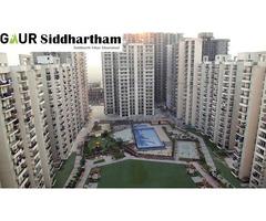 Flats, Apartments In Gaur Siddhartham- 9555807777