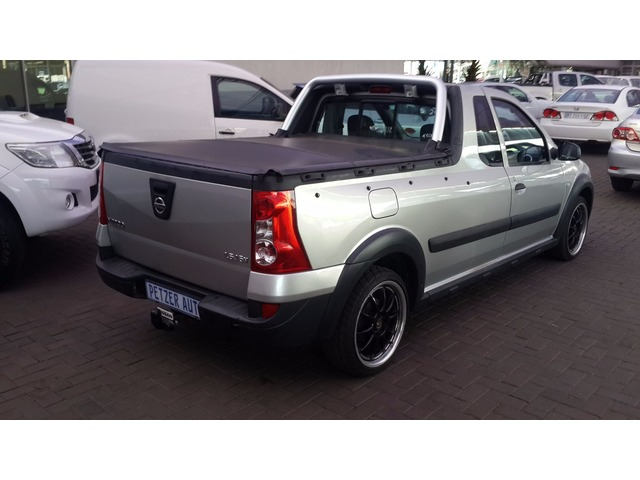 Nissan Np200 1 6 I 2010 Vereeniging Vottle Com Free