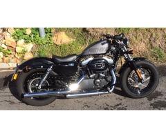 2015 Harley Davidson Sportster Forty Eight XL1200