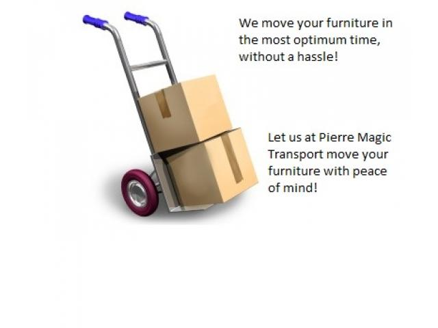 Long Distance Furniture Movers South Africa