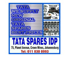 tata and mahindra spares