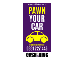 Borrow Against Your Car
