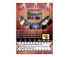 B118 ARTS FESTIVAL