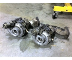 Reconditioned turbos on exchange