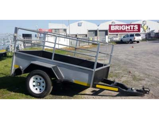 New Food Trailers For Sale
