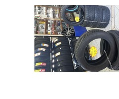 Brilliant prices on Tires, Batteries and oils
