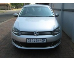2013 Volkswagen Polo 1.6 Comfortline for sale