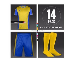 Psl Lazio Team Kit 14 pack