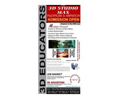 3D Studio Max Multimedia & Animation
