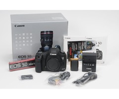 Brand new canon 5d mark III buy two get one free