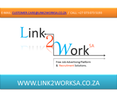 Join a Job Portal that works through targeted traffic - TRY FREE, Johannesburg