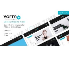 Do You Want to Buy a Modern and Creative Magento Multipurpose Responsive Theme!