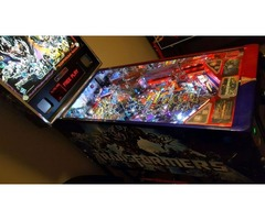 Premium Quality Pinball and Arcade Video Game machine Available