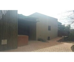 1 bed house on private estate - Muldersdrift
