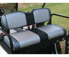 Golf cart Custom Night rider