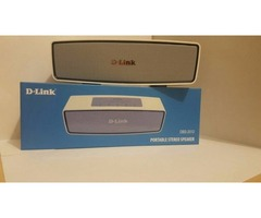 D-Link PORTABLE BLUETOOTH SPEAKER  (SWAP / TRADE for W.H.Y)