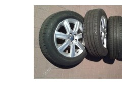 Vw Polo vivo mags and tyres