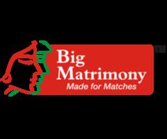BigMatrimony-No 1 online matrimonial services