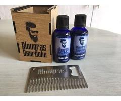 Blougras Baardolie • Beard Oil
