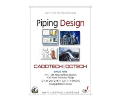 Piping Design - PDMS (Learn CAD the Industrial way!)