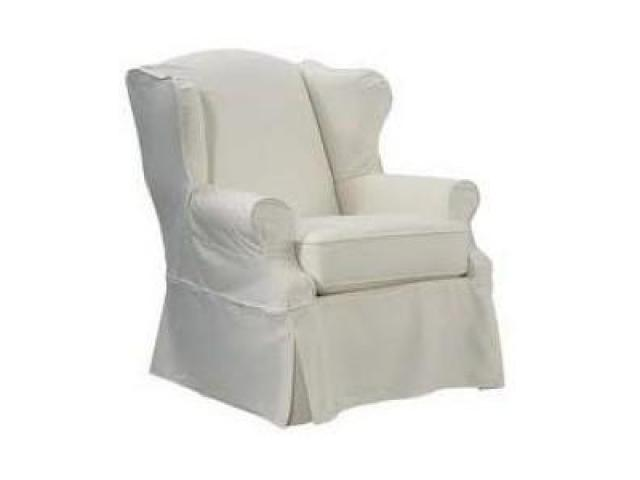 Slipcovers loose covers patio cushions custom slip