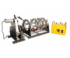 315 HDPE Butt Welding Machine