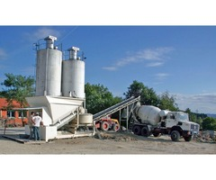 Mobile concrete plant SUMAB  C15-1200