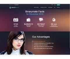 Binary Mate Review | Best US Binary Broker – Binary Trading Global